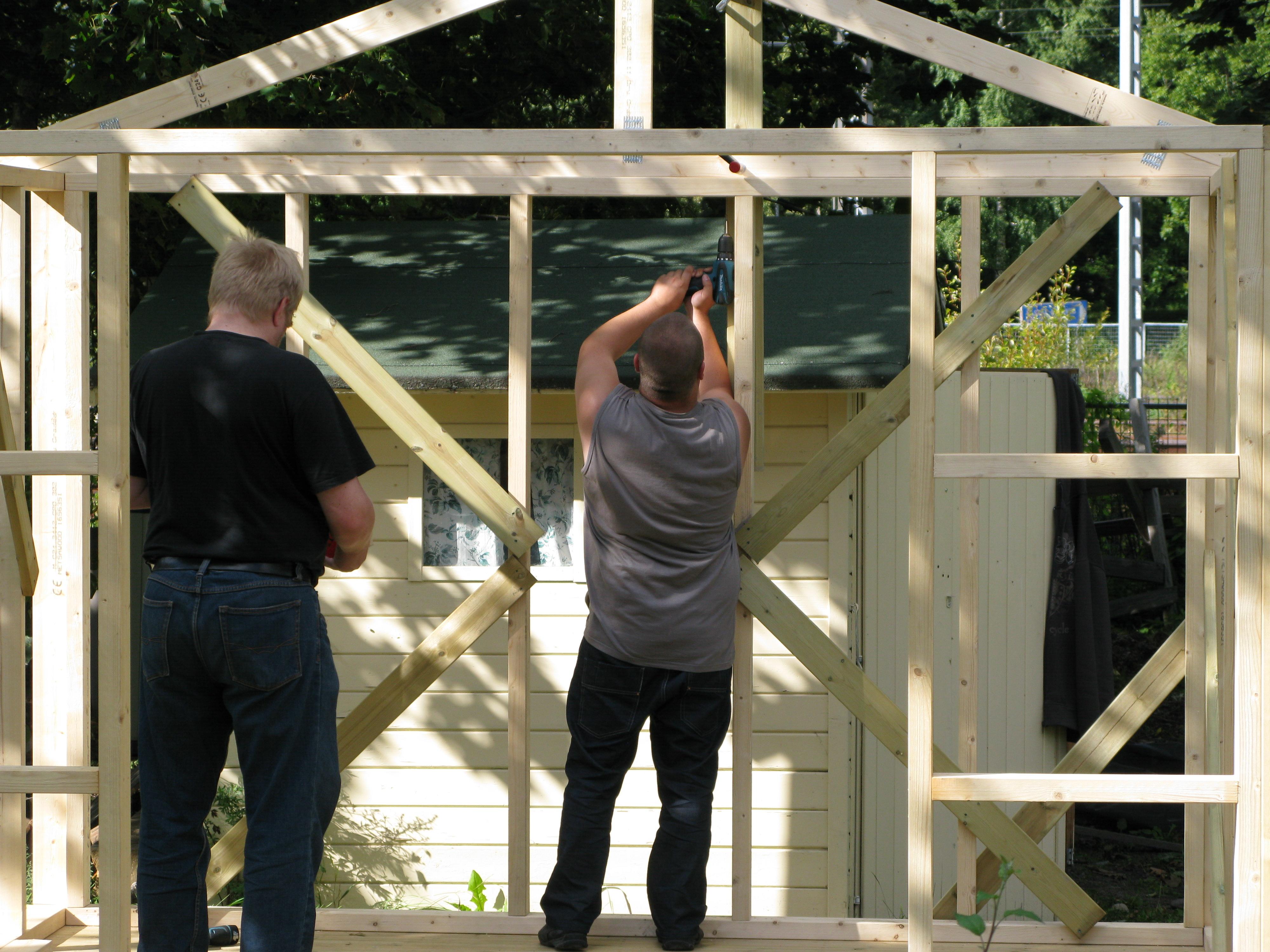 Rakentaminen ja remontointi